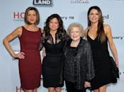 <p>Betty showed no sign of retiring when she joined the cast of TV Land's <em>Hot in Cleveland </em>in 2010. The show ran for six seasons and she earned multiple awards for her role on the series. </p>