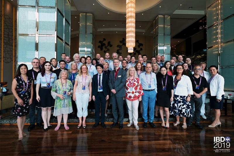 Mensa members from all over the world gathered at Hilton Kuala Lumpur last weekend to share and exchange ideas during the annual International Board of Directors Meeting. — Picture courtesy of Malaysian Mensa Society