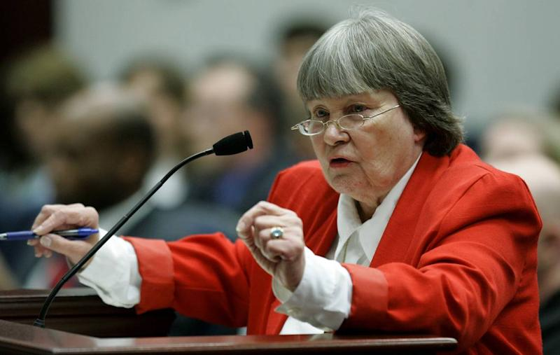 Here's what the NRA's Marion Hammer says about Florida's proposed assault weapons ban