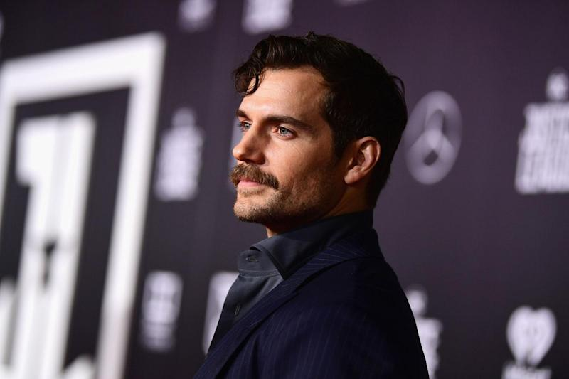 Controversial: Henry Cavill commented on the #MeToo movement in a recent interview: Emma McIntyre/Getty Images