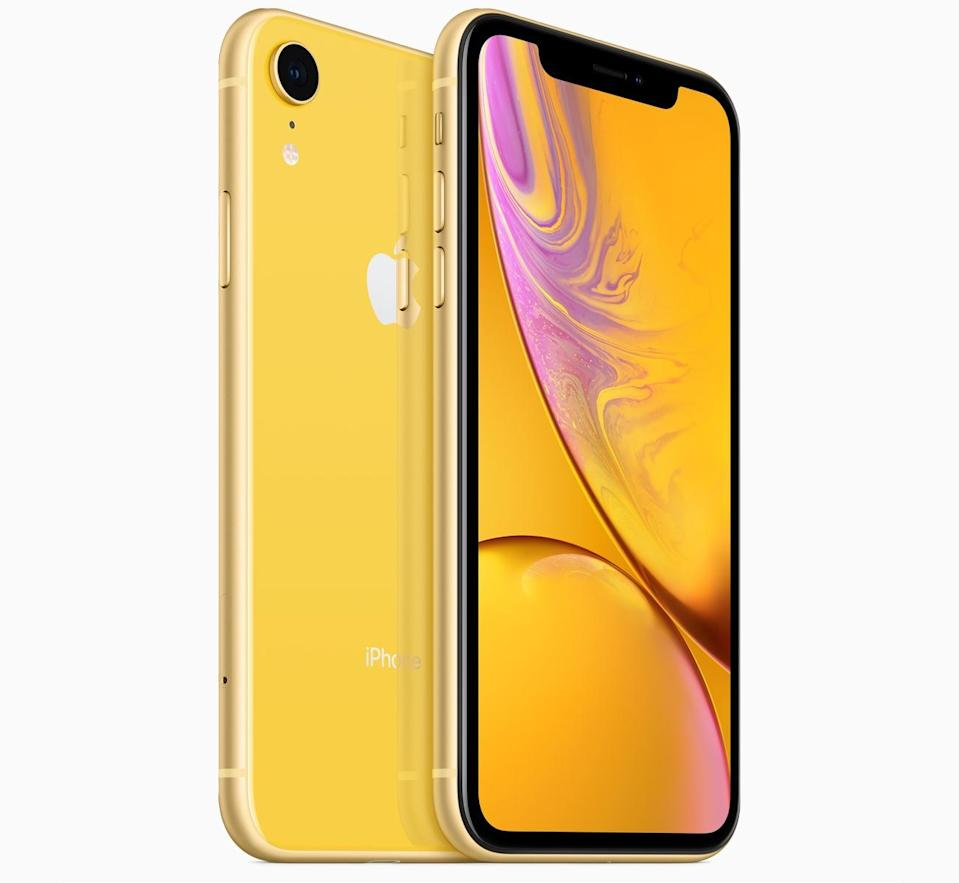 The iPhone XR has all of the power and performance of the iPhone XS and XS Max, but doesn't have the same OLED display and lacks a telephoto camera.