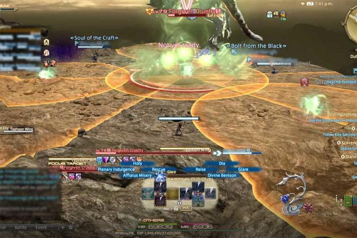 Climb a mountain with ease using this FFXIV: Shadowbringers
