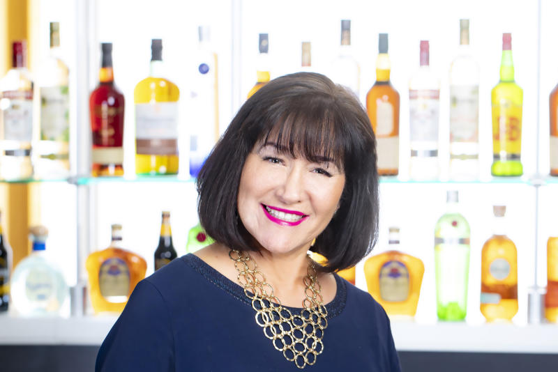 Diageo CMO Syl Saller. Photo: Diageo