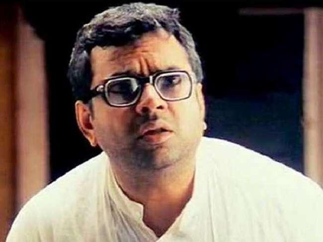 """The versatile and talented actor has proven that he can do both villainous and comic roles with equal ease. While Paresh Rawal made his film entry in 1984, it was his brilliant portrayal of the shortsighted, dim-witted but kind landlord, Baburao Ganpatrao Apte in the 2000 cult film Hera Pheri, that won him admirers across the country. Amongst his most memorable dialogues in the film is his advice to Suniel Shetty on using the loo, """"Agar subah subah sandaas jana hai toh singer banna padega,"""" that had the audience rolling with laughter. Over the years, Rawal has acted in many comic roles including in Hungama (2003) Golmaal Fun Unlimited (2006), Malamal Weekly (2006) and Atithi Tum Kab Jaoge (2010)."""