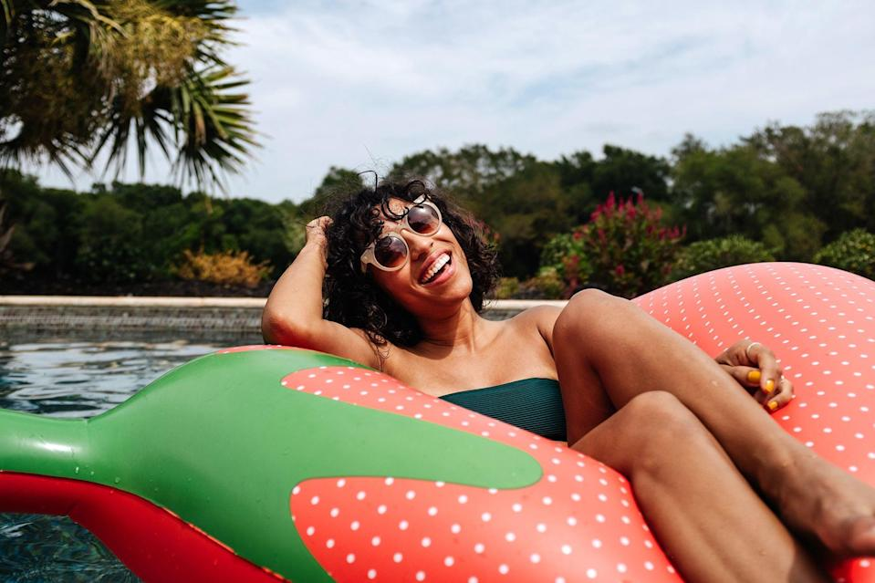 """<p>The must-have summer accessory isn't something you can wear, but it's something that encourages endless hours of drifting. <a href=""""https://www.washingtonpost.com/lifestyle/swans-pineapples-angel-wings-how-the-novelty-pool-float-conquered-instagram/2019/06/27/90f99422-91d8-11e9-b570-6416efdc0803_story.html"""" rel=""""nofollow noopener"""" target=""""_blank"""" data-ylk=""""slk:Pool floats have become the """"it"""" item"""" class=""""link rapid-noclick-resp"""">Pool floats have become the """"it"""" item</a> to have in your backyard for all those <a href=""""https://www.bestproducts.com/lifestyle/g3461/best-drinking-games-for-adults/"""" rel=""""nofollow noopener"""" target=""""_blank"""" data-ylk=""""slk:summer parties"""" class=""""link rapid-noclick-resp"""">summer parties</a>, and it just so happens that they're extremely Instagram-friendly. So after you're done with your photo op, enjoy spending the day on these fun, cute, and cool pool floats made for adults who like to party.<br></p><p><strong><em>Thinking about building your own pool? Find out how by joining Pop Mech Pro!</em></strong></p><p><a class=""""link rapid-noclick-resp"""" href=""""https://www.popularmechanics.com/home/outdoor-projects/how-to/a3482/4276117/"""" rel=""""nofollow noopener"""" target=""""_blank"""" data-ylk=""""slk:Get The Guide"""">Get The Guide</a></p>"""