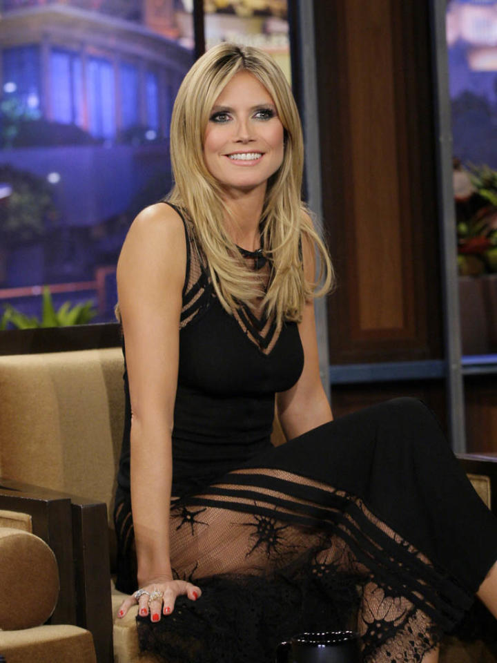 AMERICA'S GOT TALENT -- Pictured: Heidi Klum