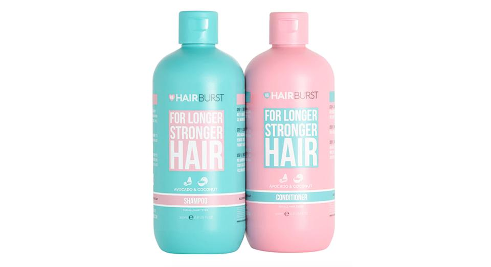 Hairburst Shampoo x 350ml & Conditioner x 350ml Set