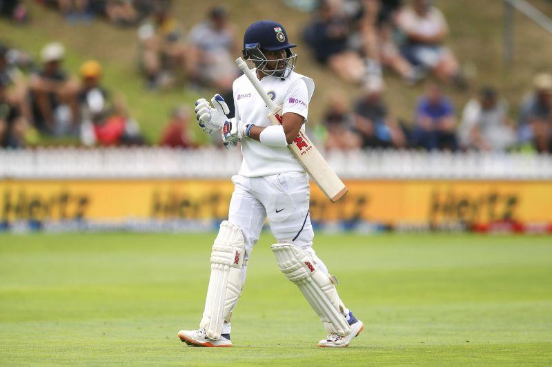 Prithvi Shaw was unable to up his defensive game
