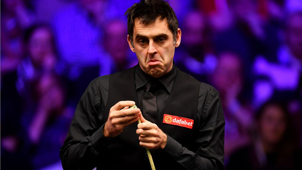Despite threatening to skip the World Snooker Championship, Ronnie O'Sullivan will be at the Crucible to chase a sixth title.