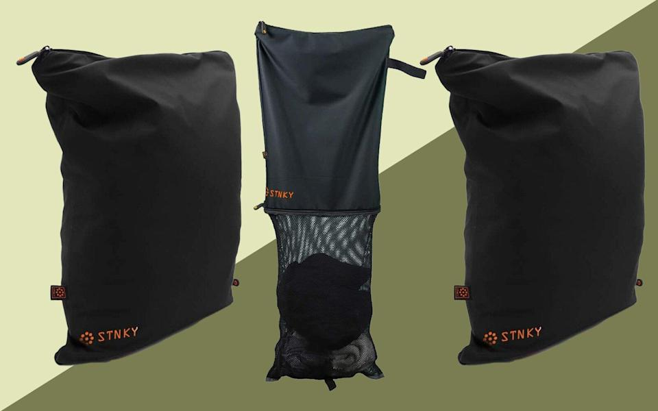 STNKY Bag Pro Wash Bag for Health Workers, Sports, Fitness & Travel