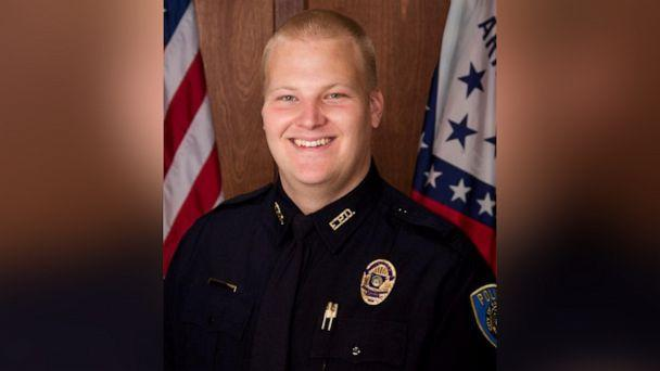 PHOTO: Fayetteville Police Officer Stephen Carr. (Fayetteville Police Department)