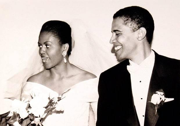 <p>Happy anniversary to you, POTUS and FLOTUS. We'll miss you. </p>