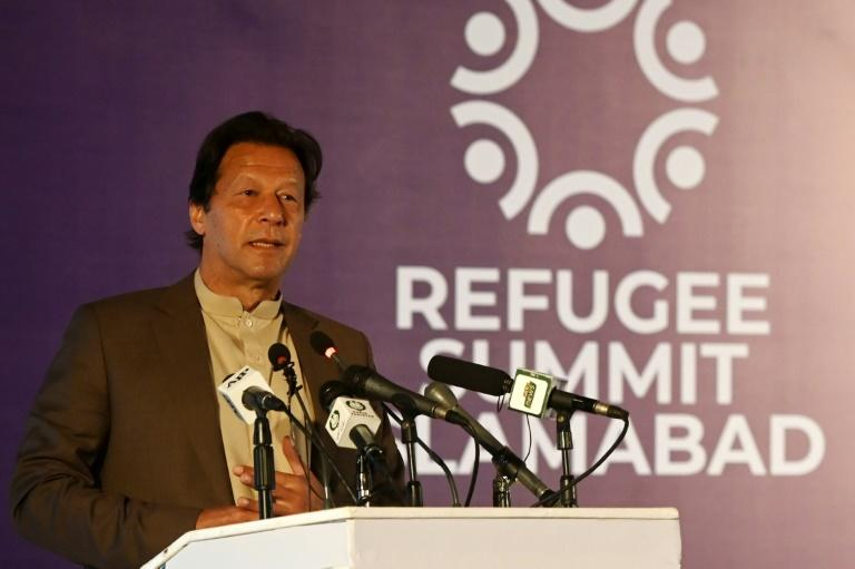 Imran Khan's comments come as the US and the Taliban appear on the brink of a deal
