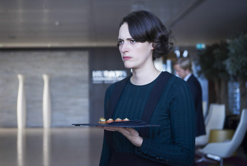 Fleabag (PHOEBE WALLER-BRIDGE) (BBC)