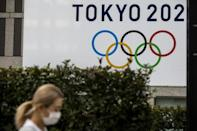 The Tokyo Olympics are due to open on July 23