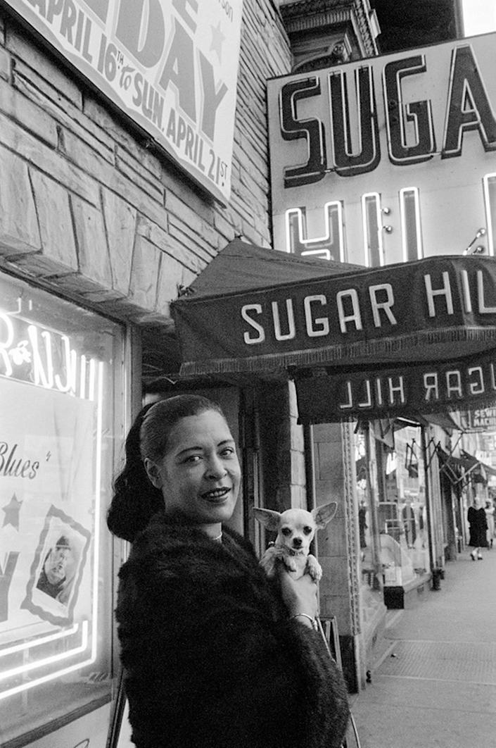 Singer Billie Holiday is the subject of a photography exhibit that will run May 8-Aug. 1 at the American Jazz Museum.