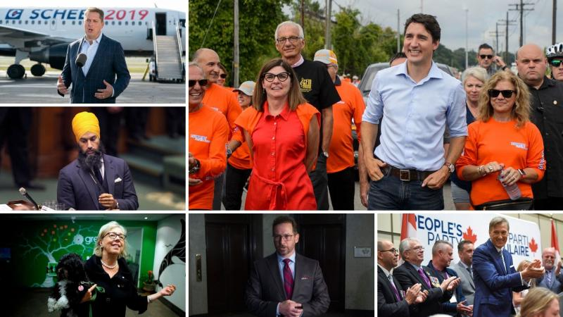 Canada federal election debate preview: What issue is the most important to you?