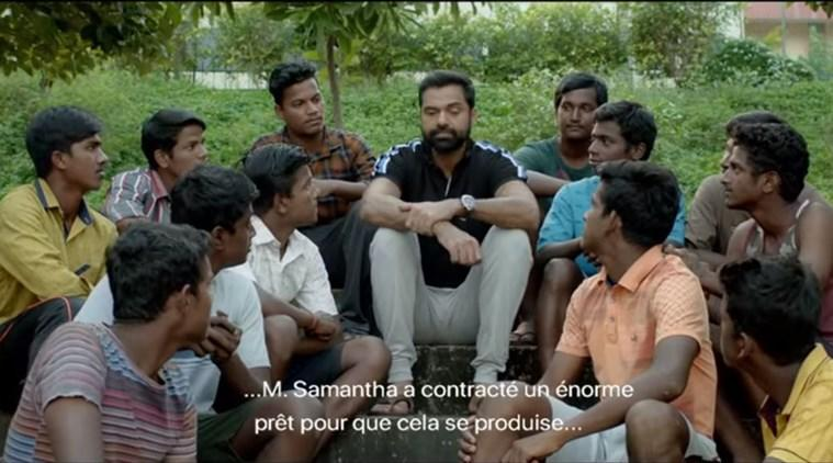 Abhay Deol in jungle cry trailer