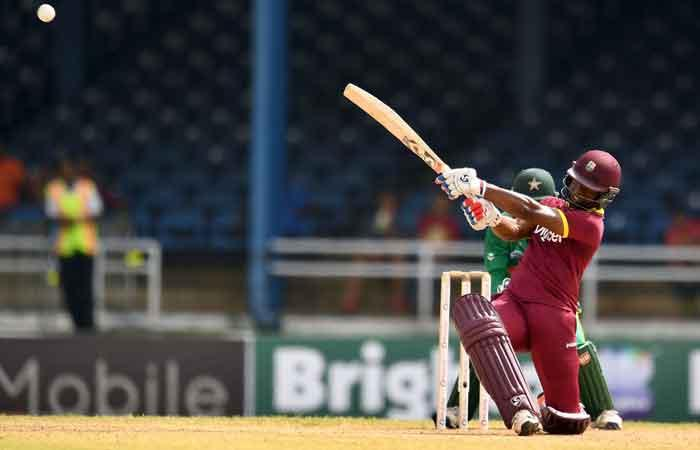 West Indies beat Pakistan by seven wickets in third T20I