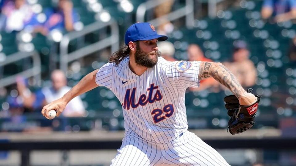 Trevor Williams first game as a Met