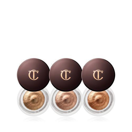 Eyes to Mesmerize Trio (Photo: Charlotte Tilbury)