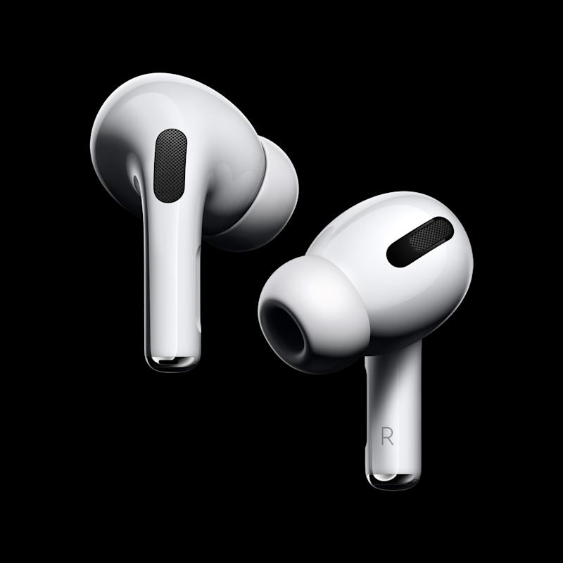 The new Airpods Pro, £249. [Photo: Apple]