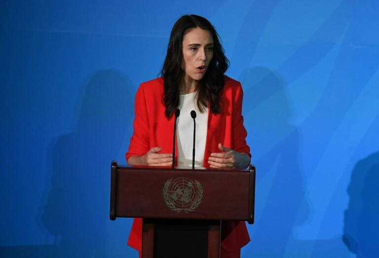 New Zealand's Prime Minister Jacinda Ardern is taking a leading role in fighting extremist content online