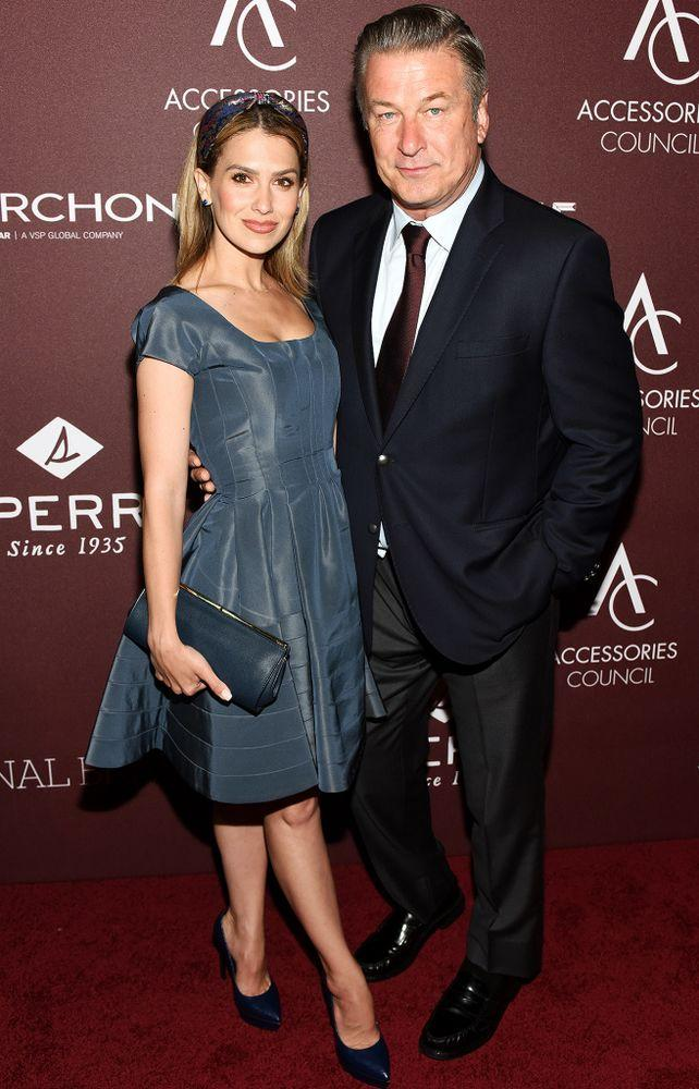 Hilaria Baldwin and Alec Baldwin | Bonnie Biess/Getty
