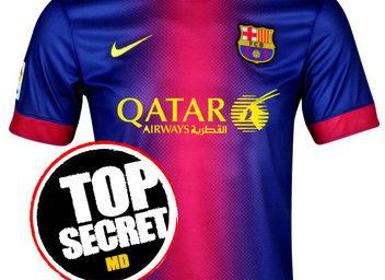 9a55fa1a45c The Qatar Foundation gave the Barcelona shirt sponsorship rights to ...