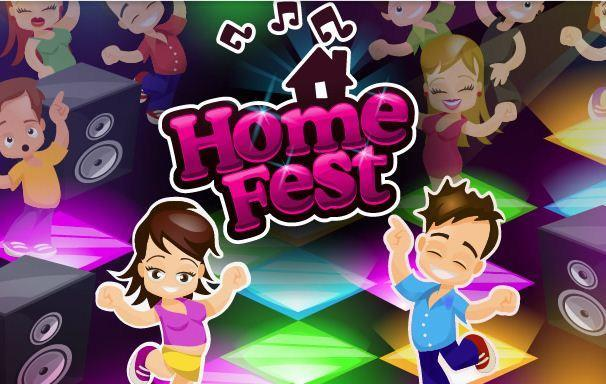 Home Fest game