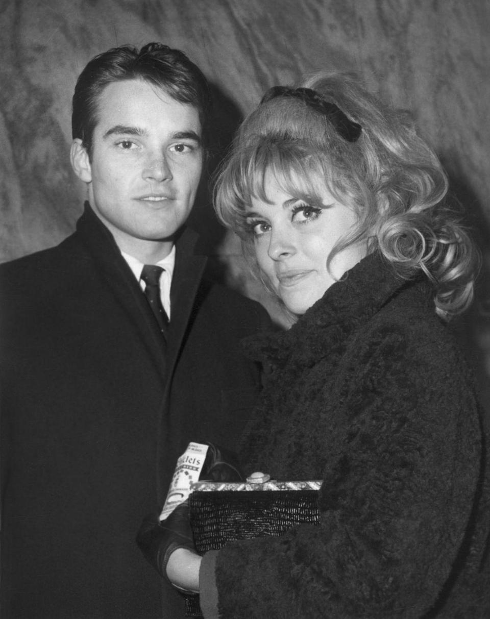 <p>During this time, Tate and French actor, Philippe Forquet, got engaged in 1963. However the two had a tumultuous relationship and broke off their engagement the following year. </p>