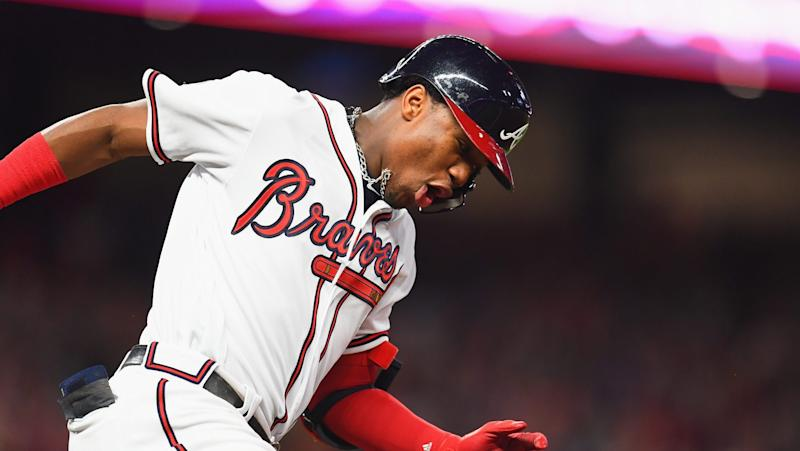 Ronald Acuna, Braves reportedly agree to new eight-year deal