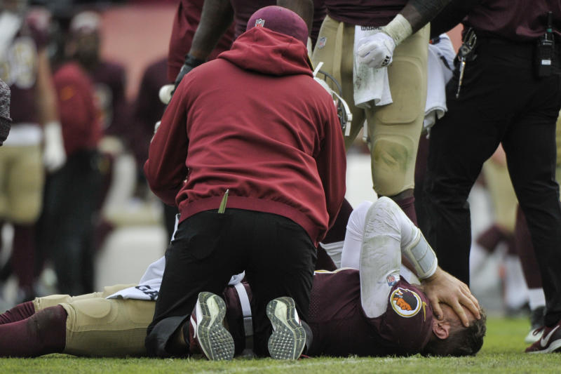 681b4525 Redskins ask for privacy amid reports of Smith complications