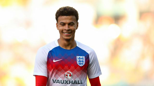 Dele Alli has issued a rallying cry to his England team-mates ahead of their opening World Cup match against Tunisia in Volgograd.
