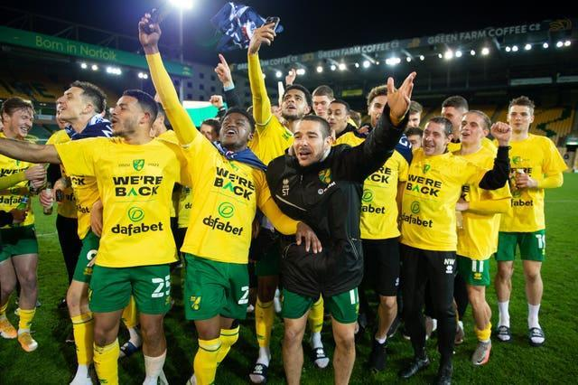 Norwich will take the place of the Blades in the top flight as the Championship leaders secured promotion despite a defeat by Bournemouth