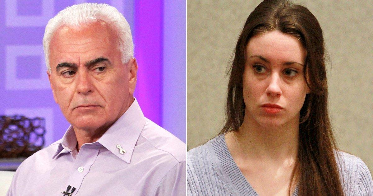 Wie is Casey Anthony dating 2013