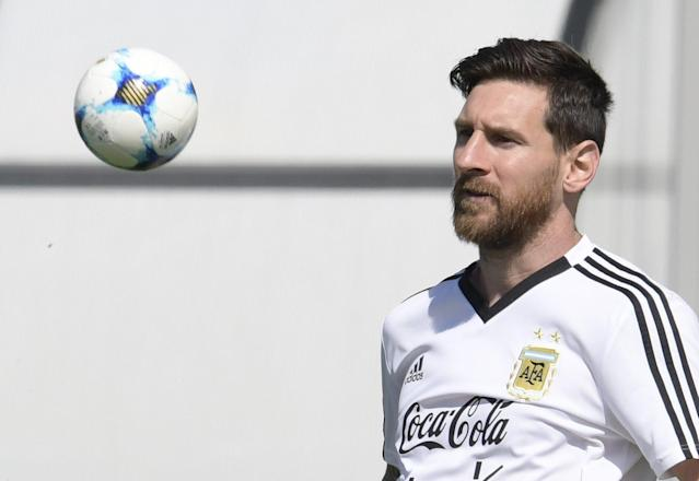 World Cup 2018: Lionel Messi 'desperate' to turn around Argentina's fortunes, says Javier Mascherano