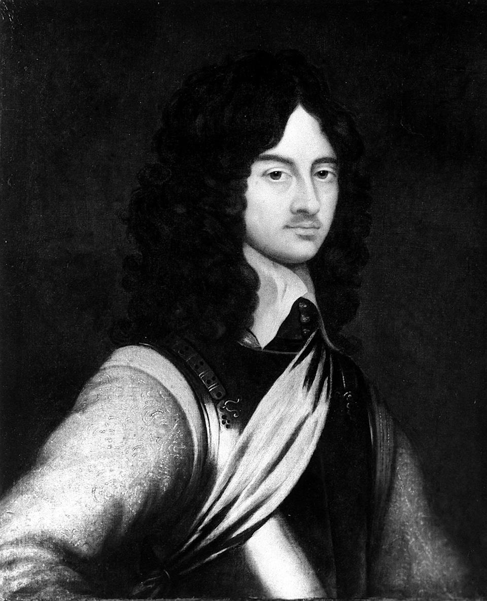 17/10/1651 - On this Day in History - King Charles II is defeated at the Battle of Worcester by Parliamentarian forces under Oliver Cromwell and Sir Thomas Fairfax. King Charles was forced to flee to Holland after this defeat, and did not return until 1660.   05/02/1649: The Prince of Wales is decalred King Charles II, a week after the death of his father, Charles I KING CHARLES II :  A portrait of King Charles II (1630-1685). Charles became King following the Stuart Restoration of 1660 and did much to promote commerce, science and the Royal Navy. However, his Roman Catholic sympathies caused widespread distrust. He was also notable for his large number of mistresses, including the orange seller Nell Gwynn.