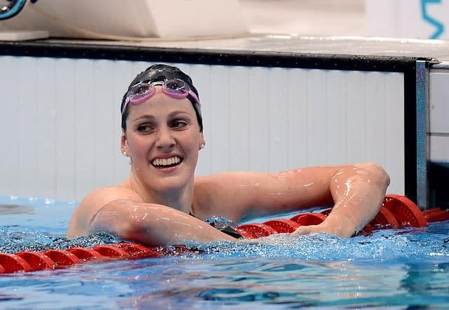 Missy Franklin believes the Tokyo 2020 delay could help new stars emerge (Tony Marshall/PA)
