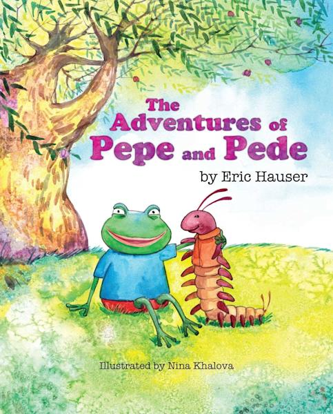 Writing children's books with hateful, xenophobic messages may not be against the law, but copyright infringement is.