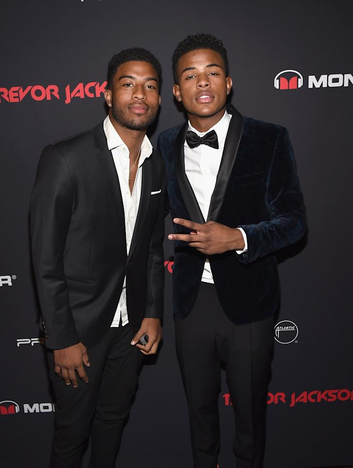 <p>Trevor was born on Aug. 30, 1996, in Indianapolis, IN. He also has an older brother named Ian.</p>