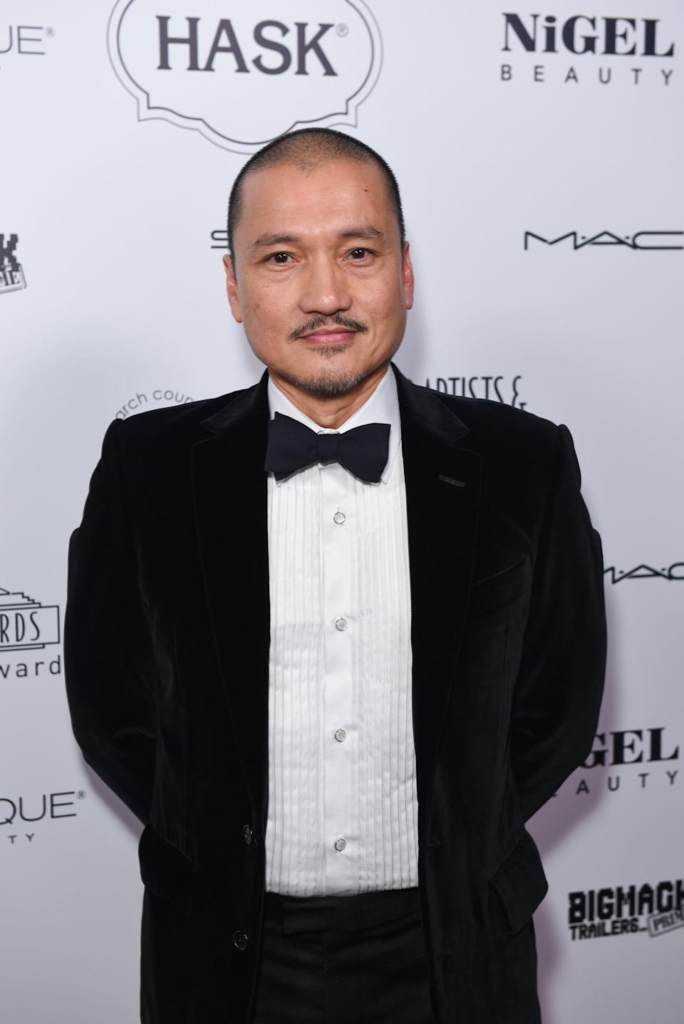 <p>Briones is best known for his roles in <strong>American Horror Story</strong> and <strong>The Assassination of Gianni Versace</strong>, as well as his turn as the Engineer in the 2017 Broadway revival of <strong>Miss Saigon</strong>. On <strong>Ratched</strong>, he'll be playing Dr. Hanover, a doctor whose treatments are as groundbreaking as they are controversial.</p>