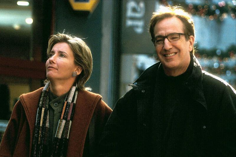 Comeback? Emma Thompson is still in talks to appear in the Love Actually sequel: Working Title