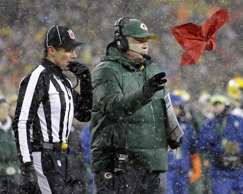 McCarthy not sure if Rodgers will start finale
