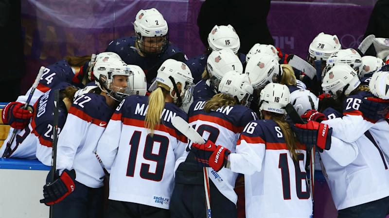 USA Hockey, women's national team reach agreement, settling wage dispute