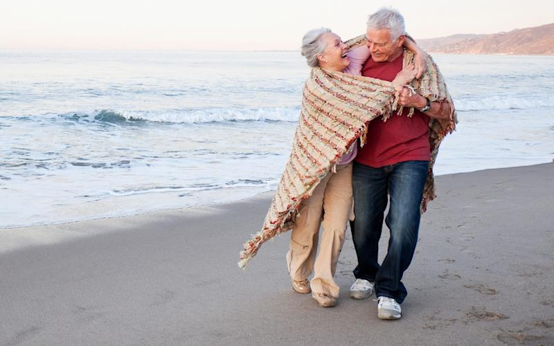 Doctors said that many older people were unaware of sexual health - Ronnie Kaufman/Larry Hirshowitz/Blend Images