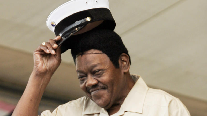 Celebrities Honor Fats Domino With Twitter Tributes