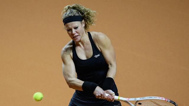 In a thrilling back-and-forth tussle, Laura Siegemund triumphed over Kristina Mladenovic in the final of the Stuttgart Open.