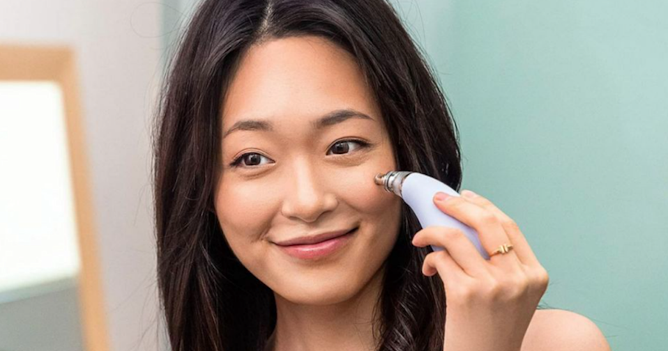 Bring the spa home with this microdermabrasion device that'll save you hundreds on salon bills — and save $40 on the device itself. (Photo: QVC)
