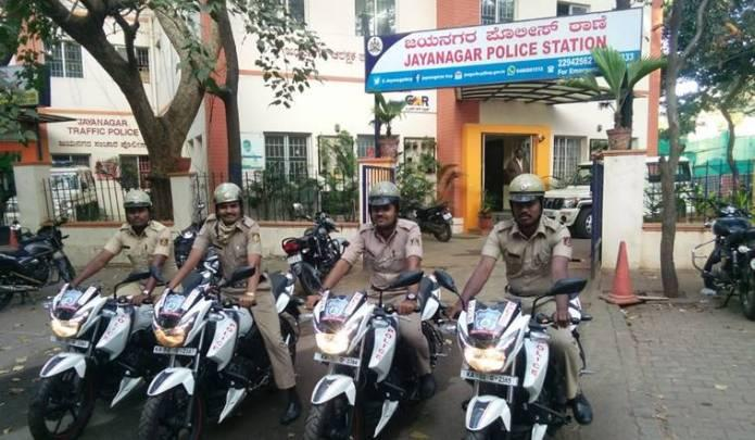 Bangalore cop says to his boss 'I don't eat and sleep in the police station like you' and gets suspended
